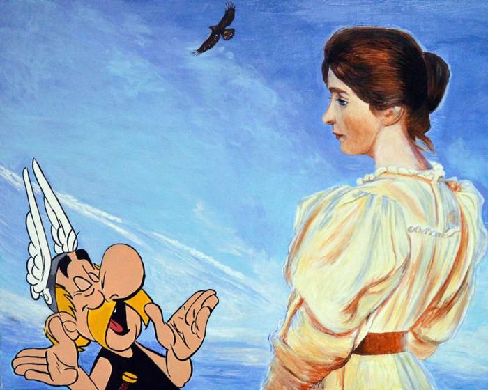 Jamen dog, selveste Maria Krøyer